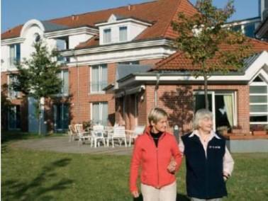 Umgebung     Das CURA Seniorencentrum Maschen liegt in der Gemeinde Seevetal, die zum Landkreis Harb...