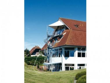 Das Pflege- und Betreuungszentrum Dornum liegt in einem ruhigen Ortsteil des Kurorts Dornum in Schwi...