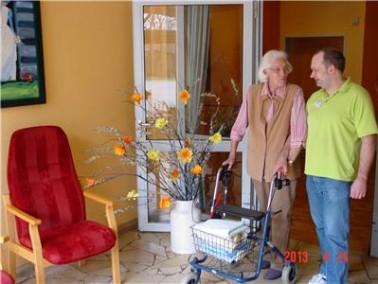 Ausbildung in der Altenpflege: zu sofort gesucht!