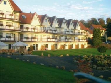 Das Senioren-Domizil Bad Münder liegt im schönen Luftkurort im Ortsteil Klein Süntel ...