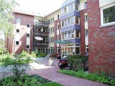 Auf dem Gelände des Evangelischen Johannesstifts stehen 72 Plätze in Hausgemeinschaften f&...