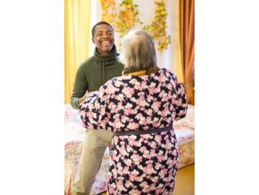 wohngemeinschaft f r menschen mit demenz wollankstr in. Black Bedroom Furniture Sets. Home Design Ideas