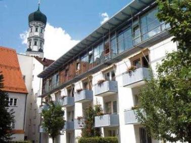 dr schenk stift in augsburg innenstadt auf wohnen im. Black Bedroom Furniture Sets. Home Design Ideas