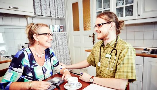 Bild von der Einrichtung FÖV Sozialstation Heerstraße Nord/ Hauskrankenpflege