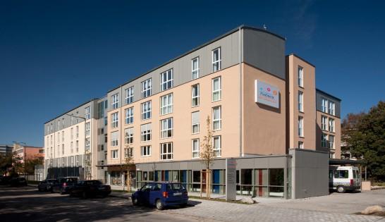 Bild von der Einrichtung PHÖNIX Haus Neuperlach