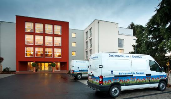 Bild von der Einrichtung PHÖNIX Haus Ahornhof