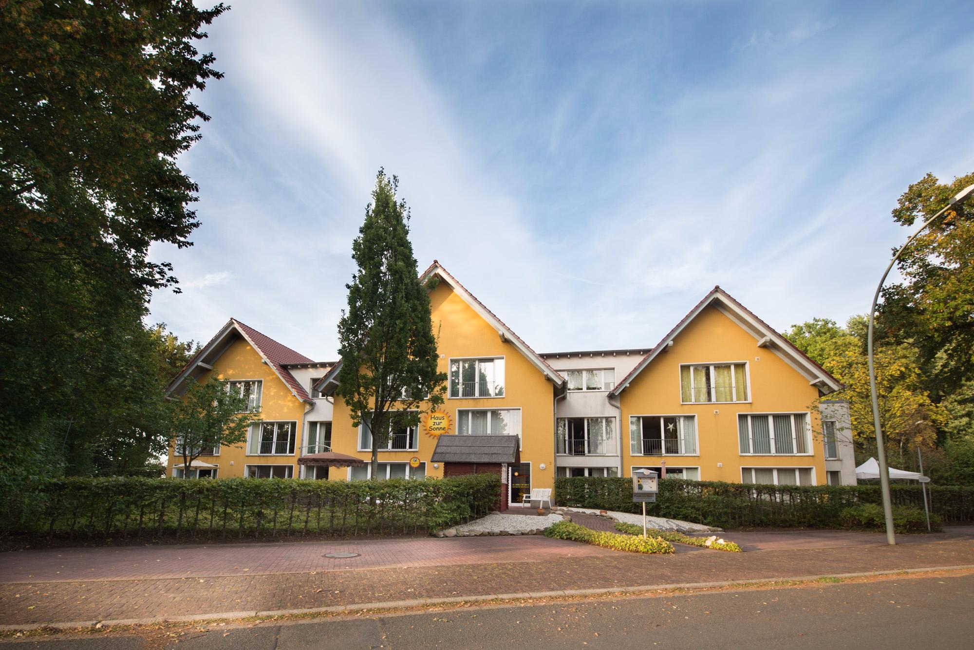 Haus zur Sonne barrierefreie Wohnungen und Appartements