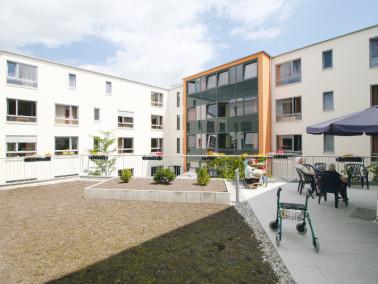Haus Phönix Graf Tilly In Ingolstadt Auf Wohnen Im Alterde