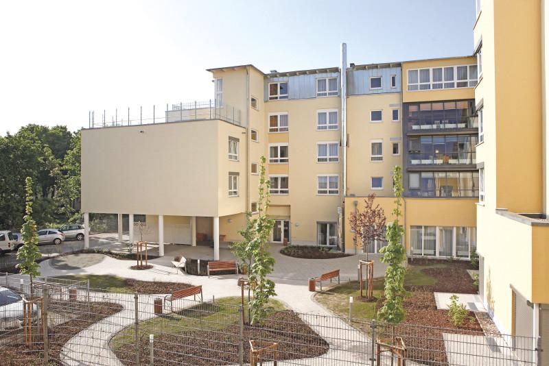 haus pro vita im stadtfeld in magdeburg auf wohnen im. Black Bedroom Furniture Sets. Home Design Ideas