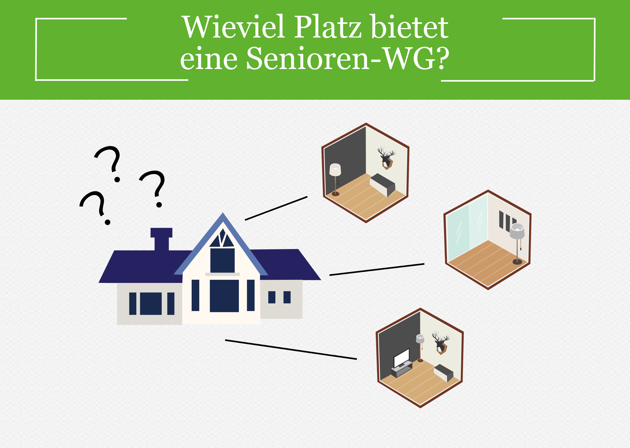 senioren wg f r wen eignen sich wohngemeinschaften. Black Bedroom Furniture Sets. Home Design Ideas