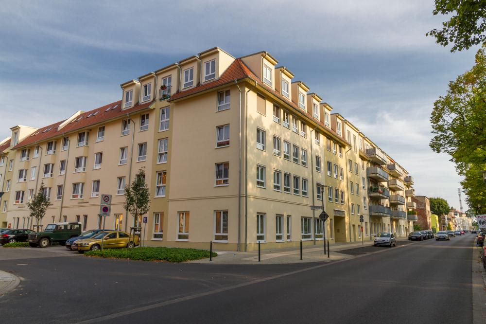 "Alloheim Senioren Residenz ""An der Lehmgasse"" in Frankfurt"