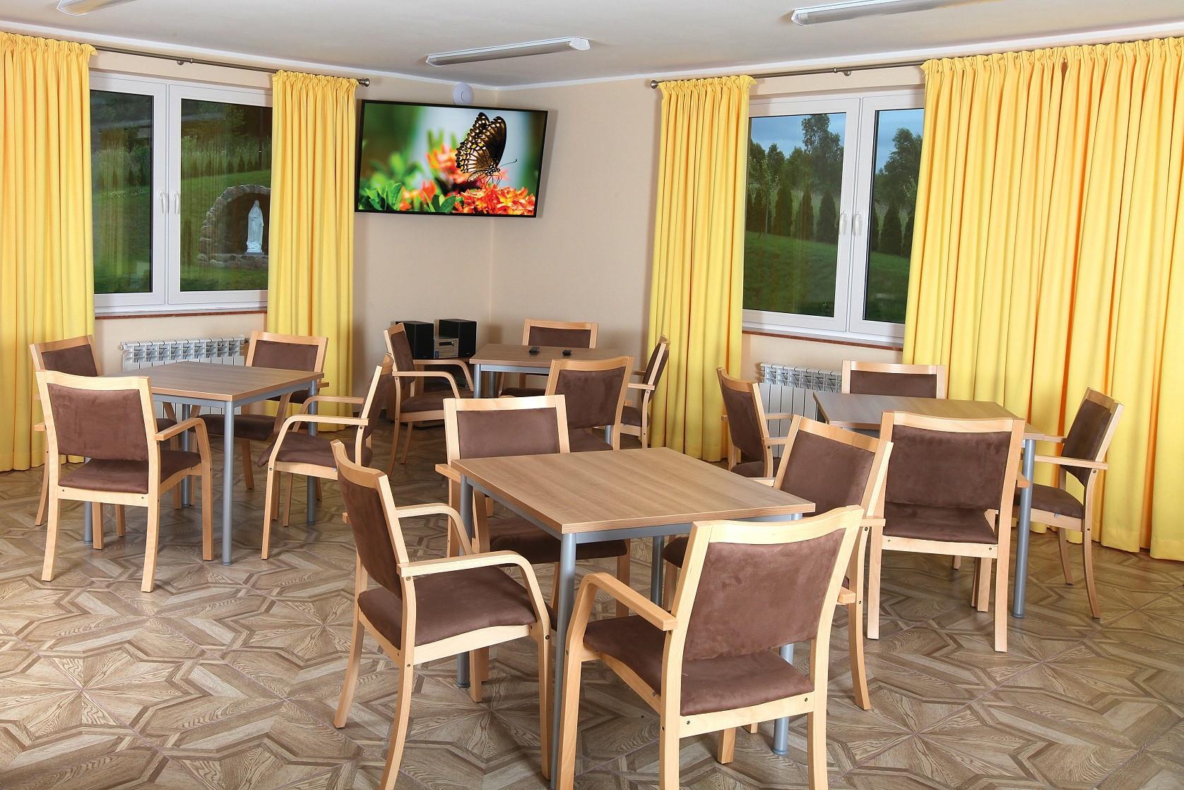 seniorenheim familia in szczecinek auf wohnen im. Black Bedroom Furniture Sets. Home Design Ideas