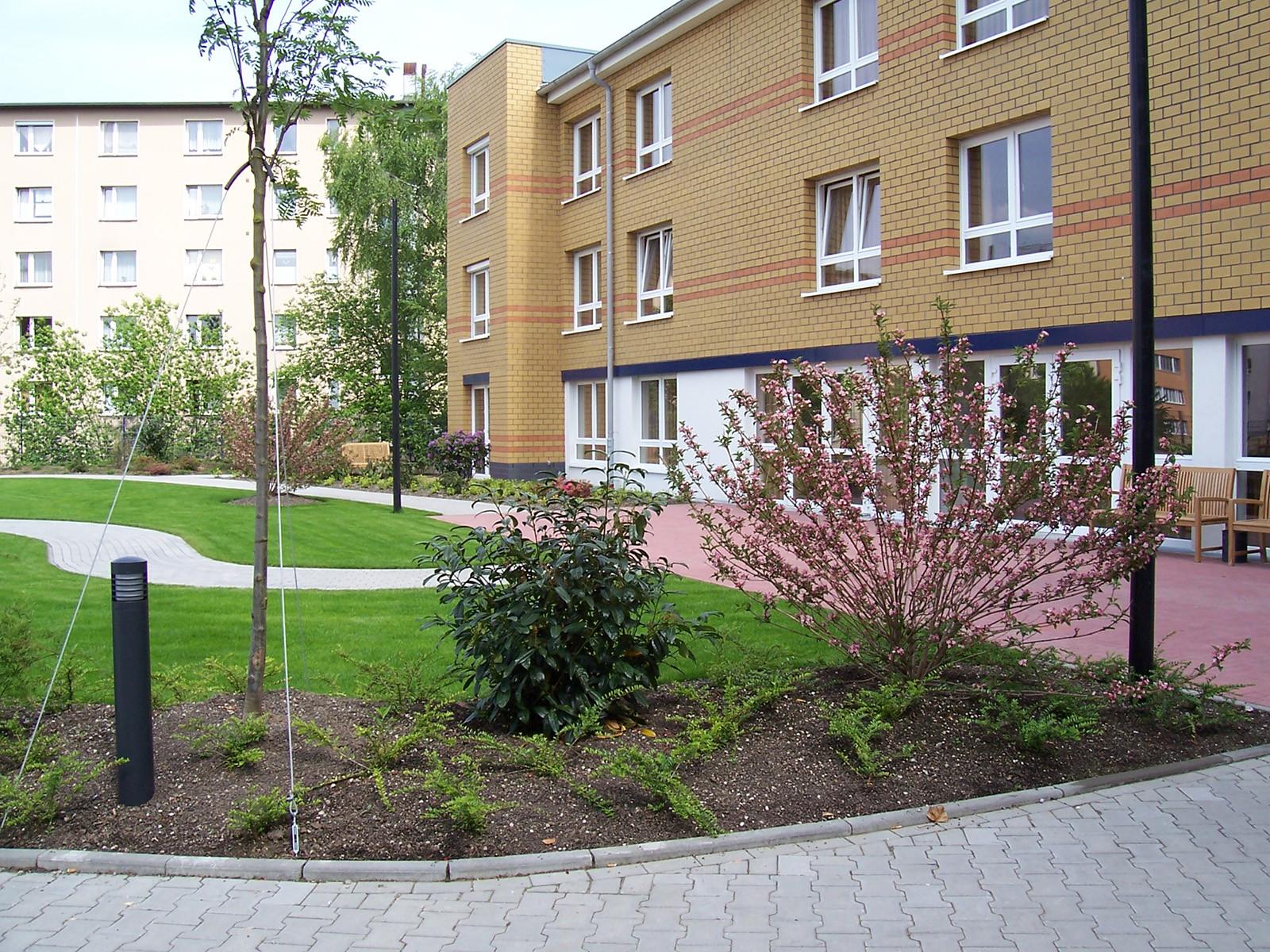 Haus Ernestinenhof in Essen (Bezirk VI - Katernberg/Schonneb ...