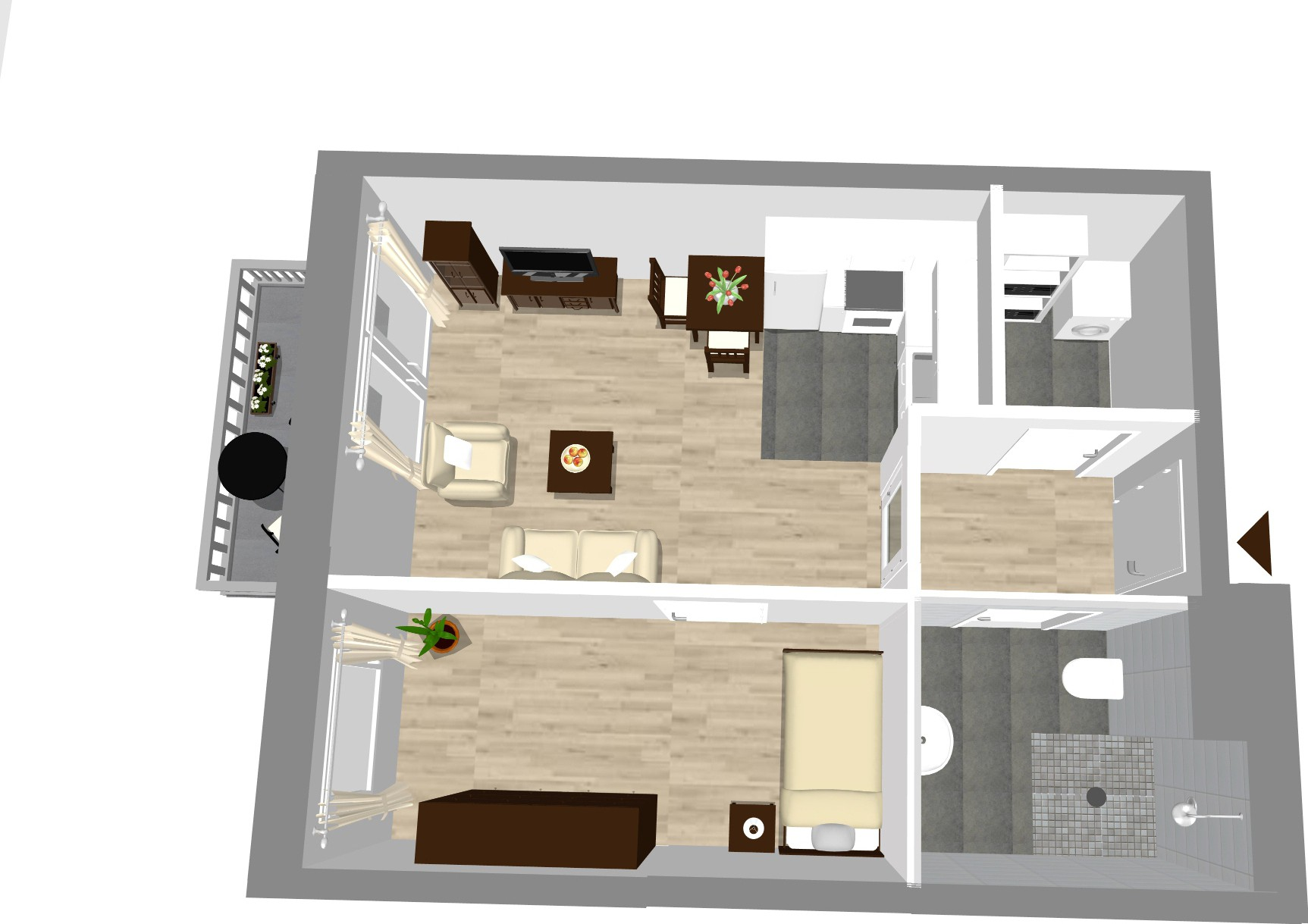 betreutes wohnen in beverstedt in beverstedt auf wohnen im. Black Bedroom Furniture Sets. Home Design Ideas