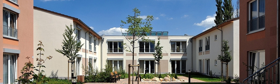 vivantes hauptstadtpflege haus john f kennedy in berlin. Black Bedroom Furniture Sets. Home Design Ideas
