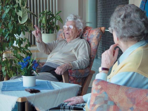 Bekanntschaften im alter
