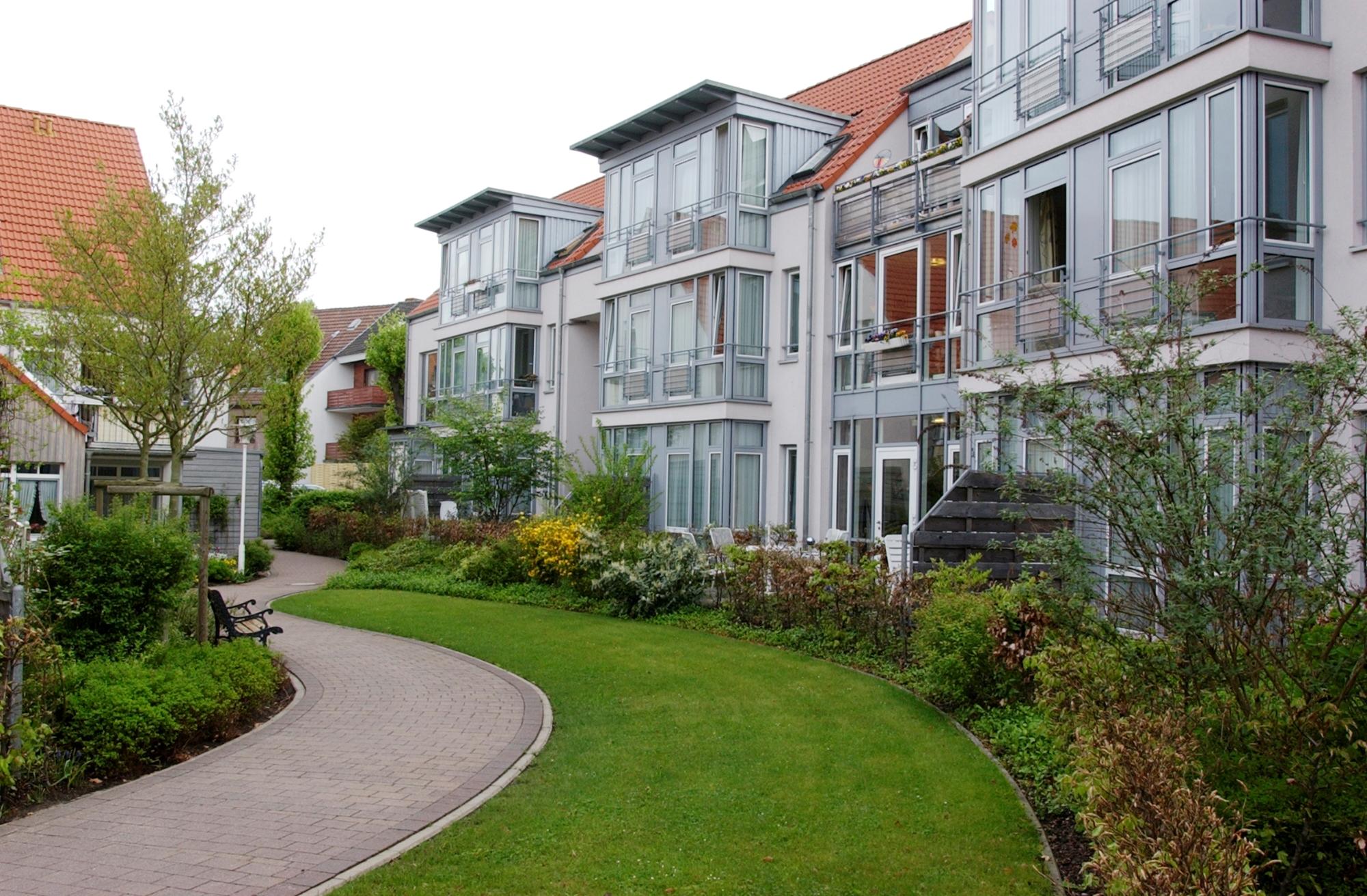 bremer heimstiftung stiftungsdorf rablinghausen in bremen auf wohnen im. Black Bedroom Furniture Sets. Home Design Ideas