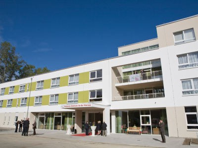 Kervita Senioren Zentrum An Der Warnow In Rostock Auf Wohnen Im Alter De