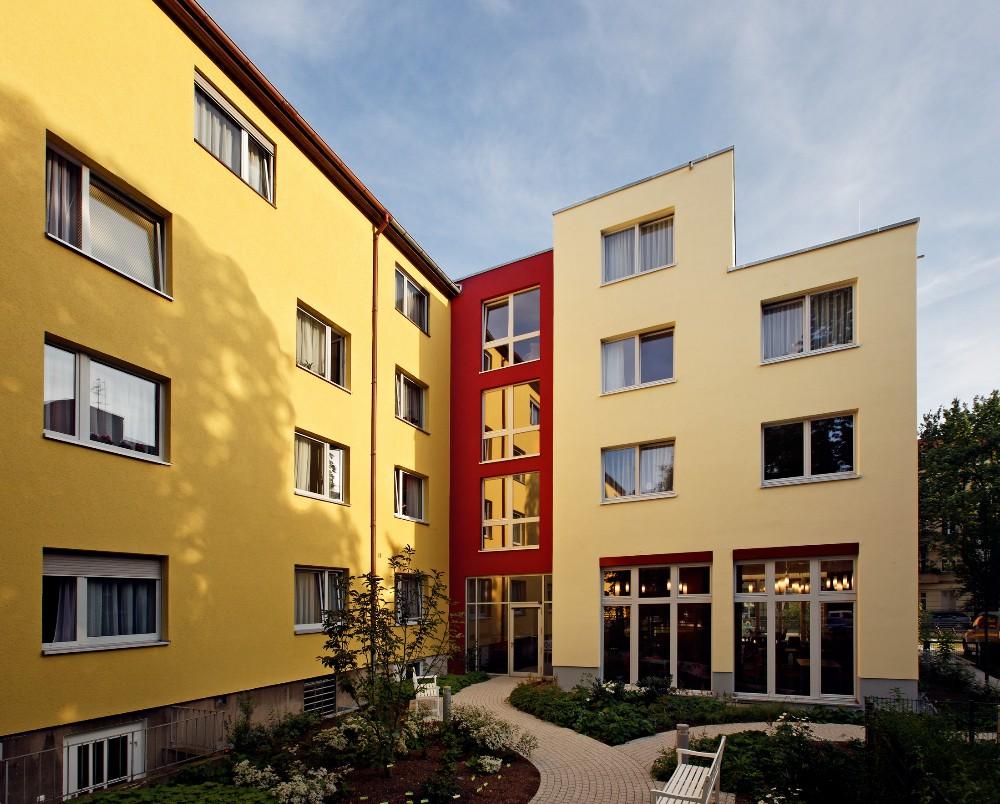 seniorenhaus lerchenweg in berlin mariendorf auf wohnen im. Black Bedroom Furniture Sets. Home Design Ideas