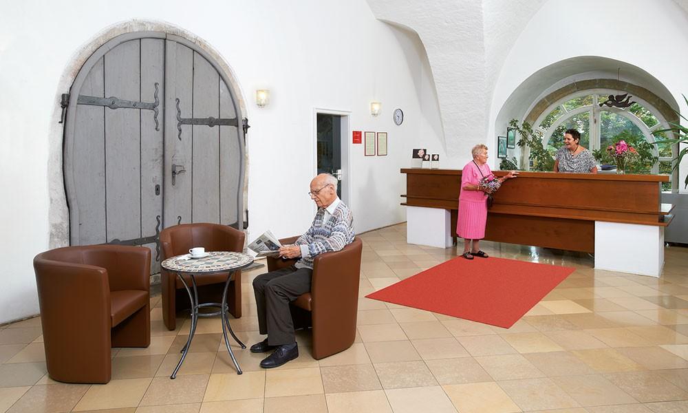 Pro Seniore Schloss Wörth In Wörth An Der Donau Auf Wohnen Im Alterde