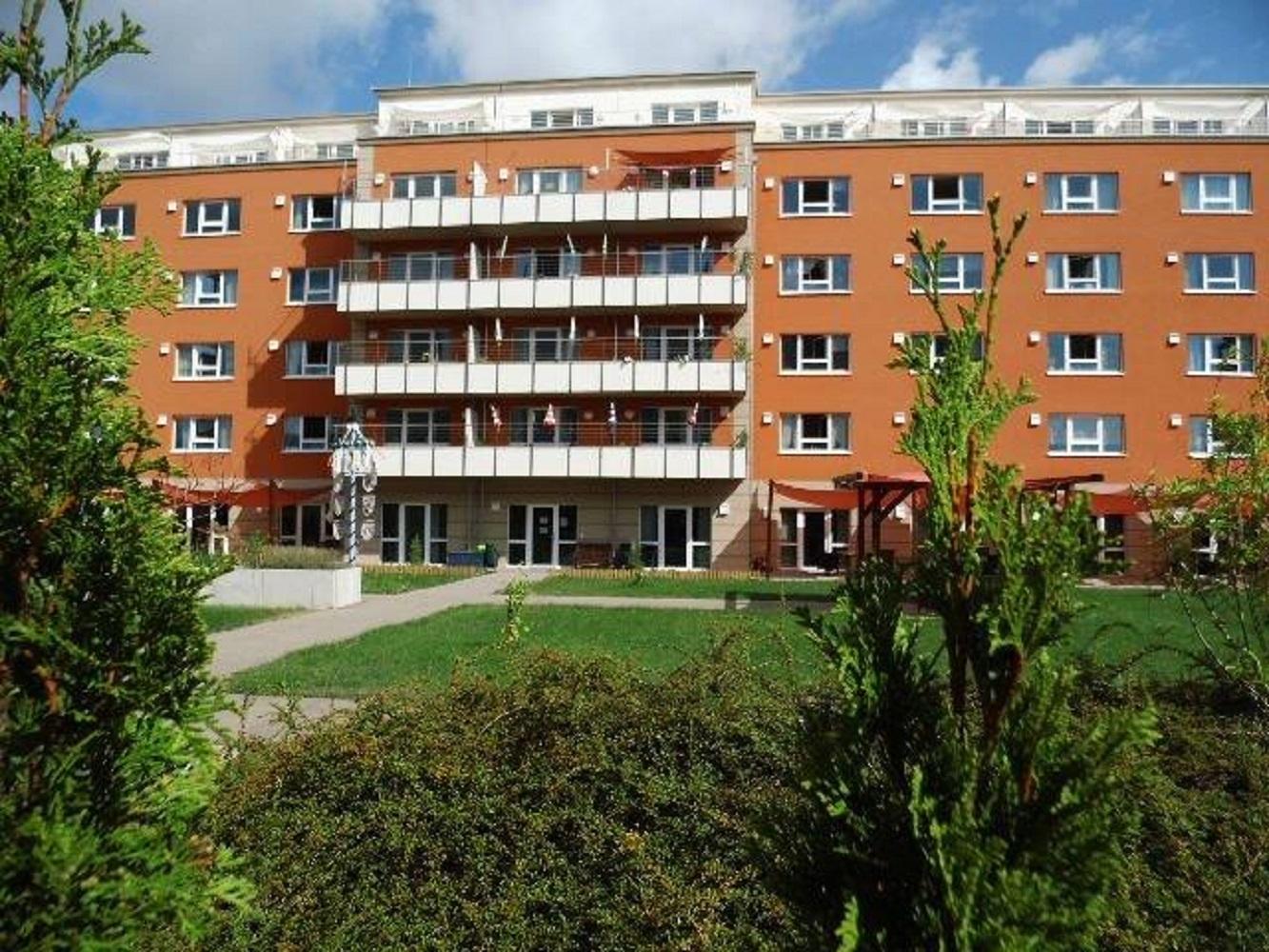 albaretto hotelresidenz 50 plus in augsburg auf wohnen im. Black Bedroom Furniture Sets. Home Design Ideas