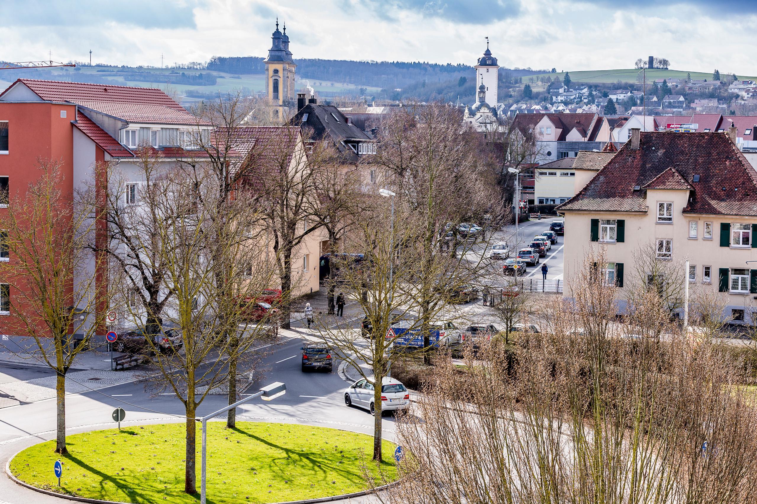 Johann-Benedikt-Bembé-Stift (Evangelische Heimstiftung) in Bad ...