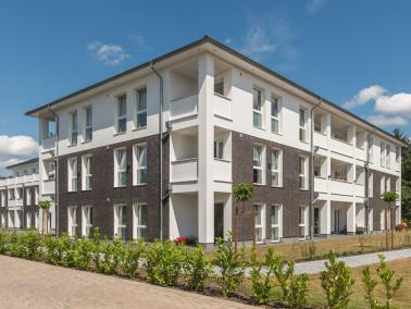 hansa pflegezentrum am b rgerpark in bremerhaven auf wohnen im. Black Bedroom Furniture Sets. Home Design Ideas