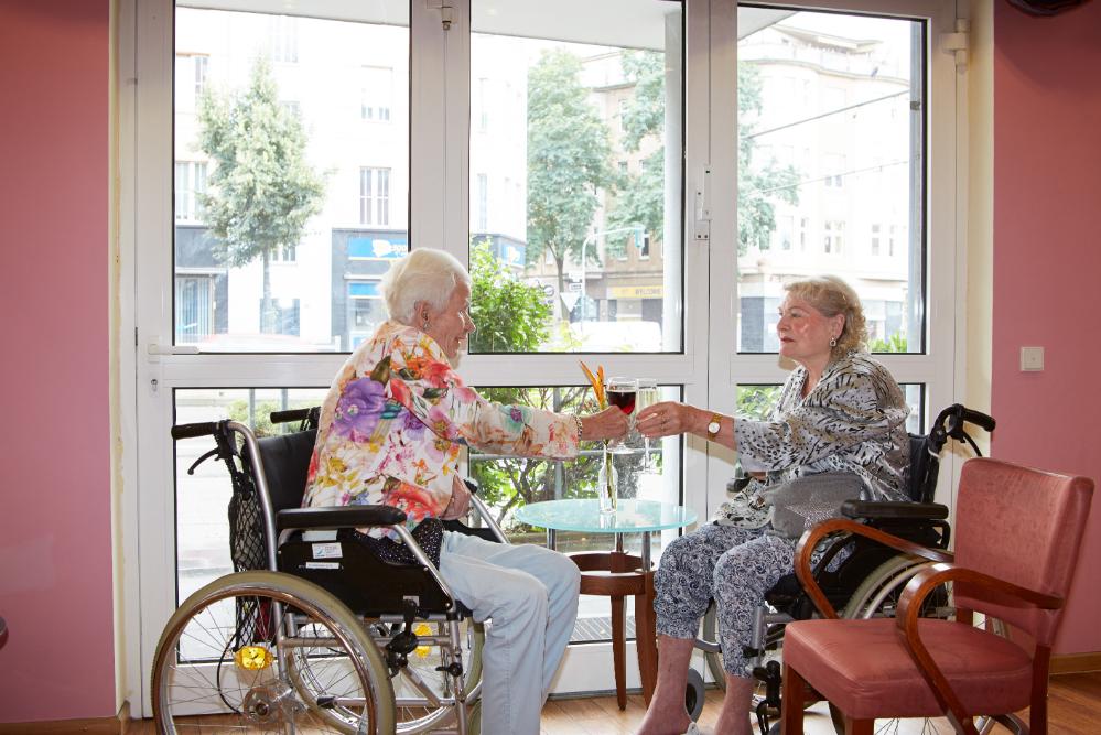 alloheim senioren residenz kruppstra e in d sseldorf auf wohnen im. Black Bedroom Furniture Sets. Home Design Ideas
