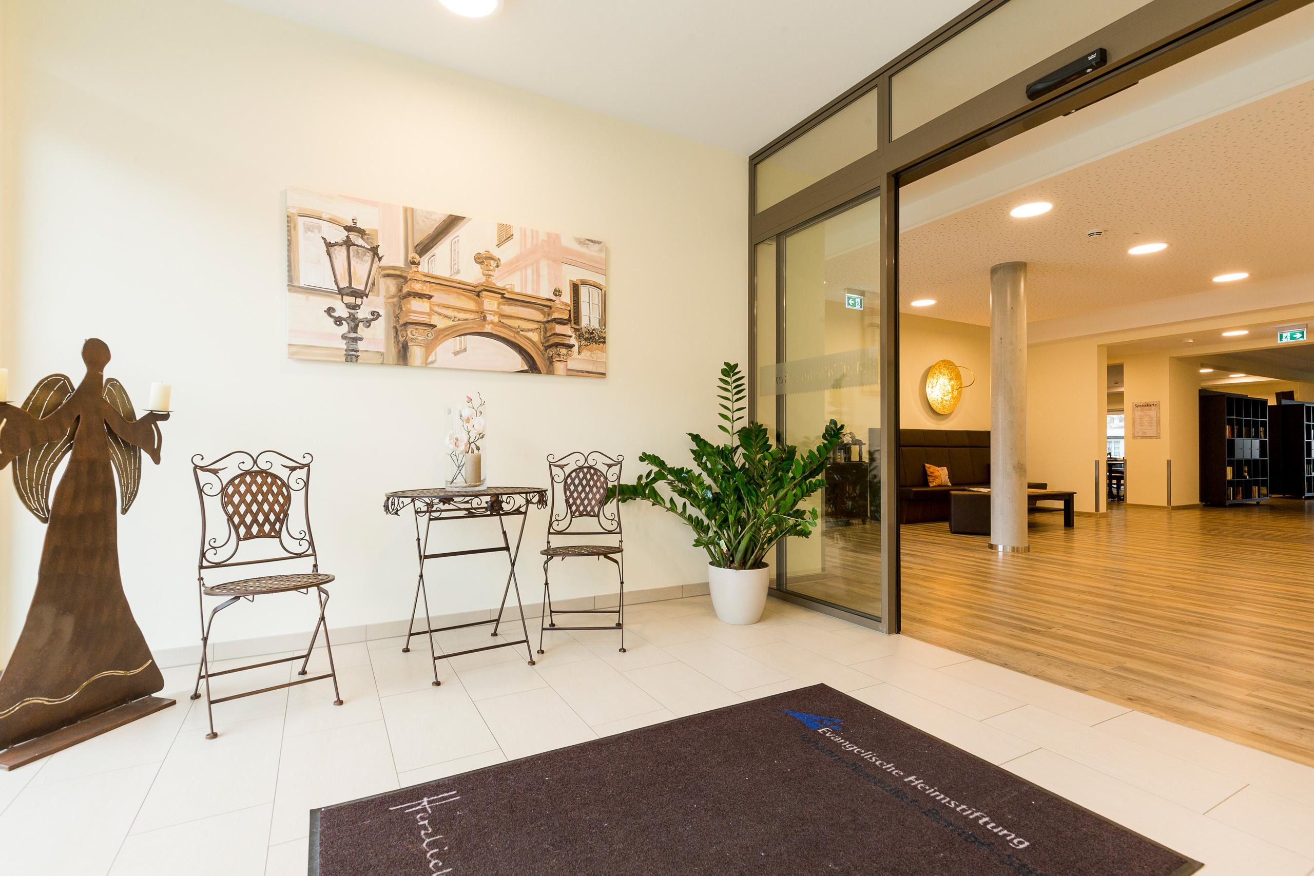johann benedikt bemb stift evangelische heimstiftung in bad mergentheim auf wohnen im. Black Bedroom Furniture Sets. Home Design Ideas