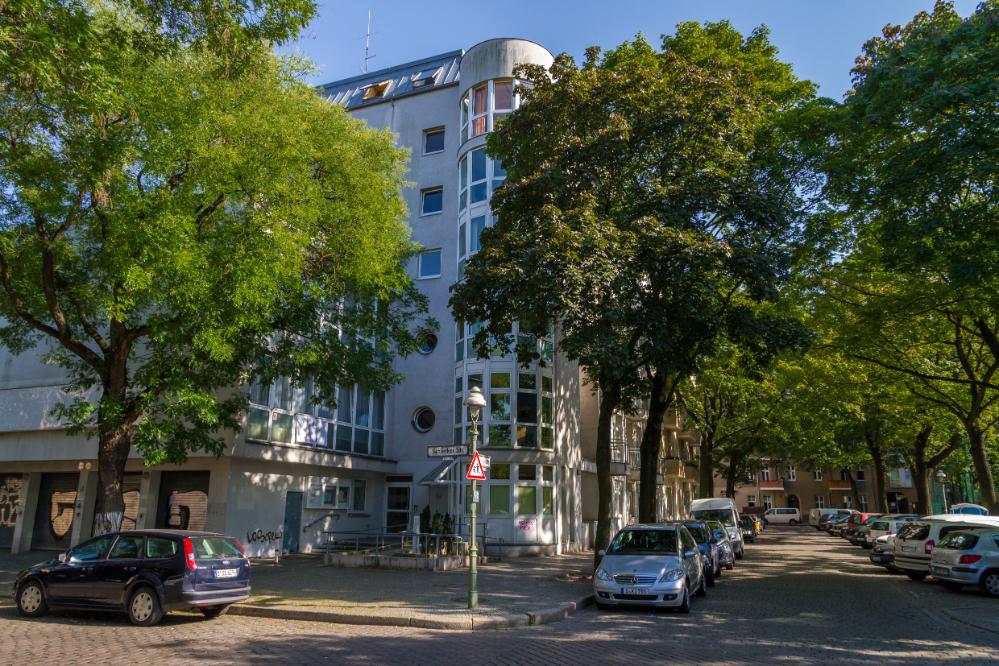 sozialpsychiatrisches zentrum am k rnerpark in berlin neuk lln auf wohnen im. Black Bedroom Furniture Sets. Home Design Ideas