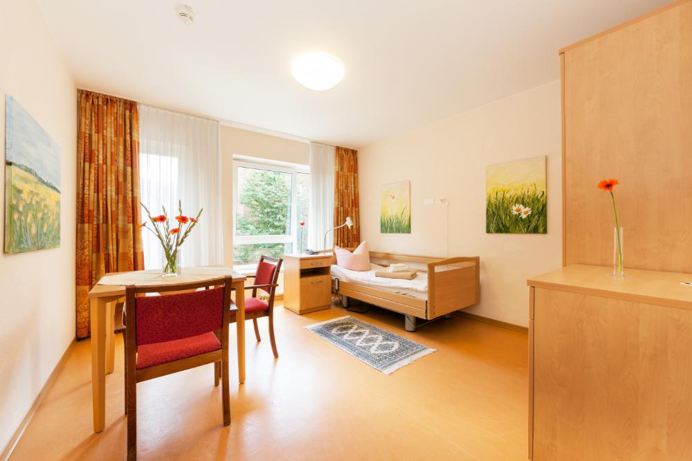 senator seniorenzentrum kapernaum in hamburg horn auf wohnen im. Black Bedroom Furniture Sets. Home Design Ideas