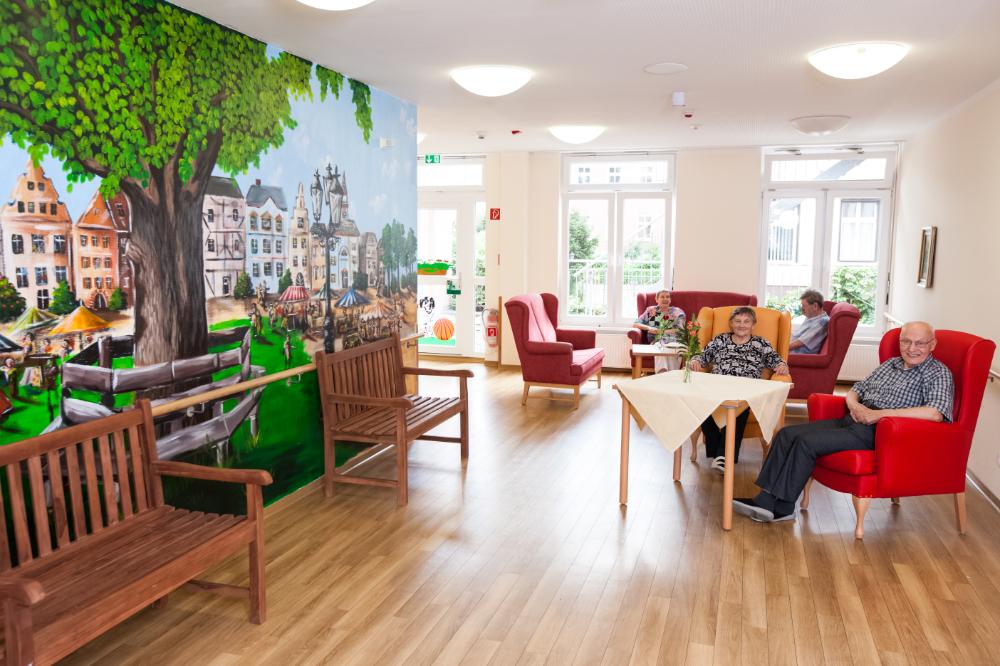alloheim senioren residenz kaisergarten in bernau barnim auf wohnen im. Black Bedroom Furniture Sets. Home Design Ideas