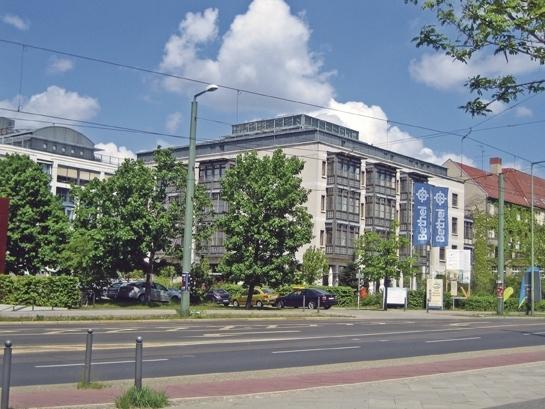 Lazarus Haus Berlin In Berlin Wedding Auf Wohnen Im Alter De