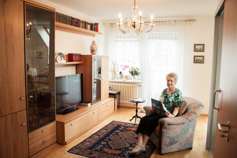 betreutes wohnen stephanienstrasse 60 in karlsruhe innenstadt auf wohnen im. Black Bedroom Furniture Sets. Home Design Ideas