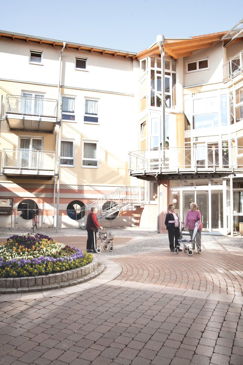 Seniorenresidenz Am Bürgerplatz Rödental In Rödental Auf Wohnen Im