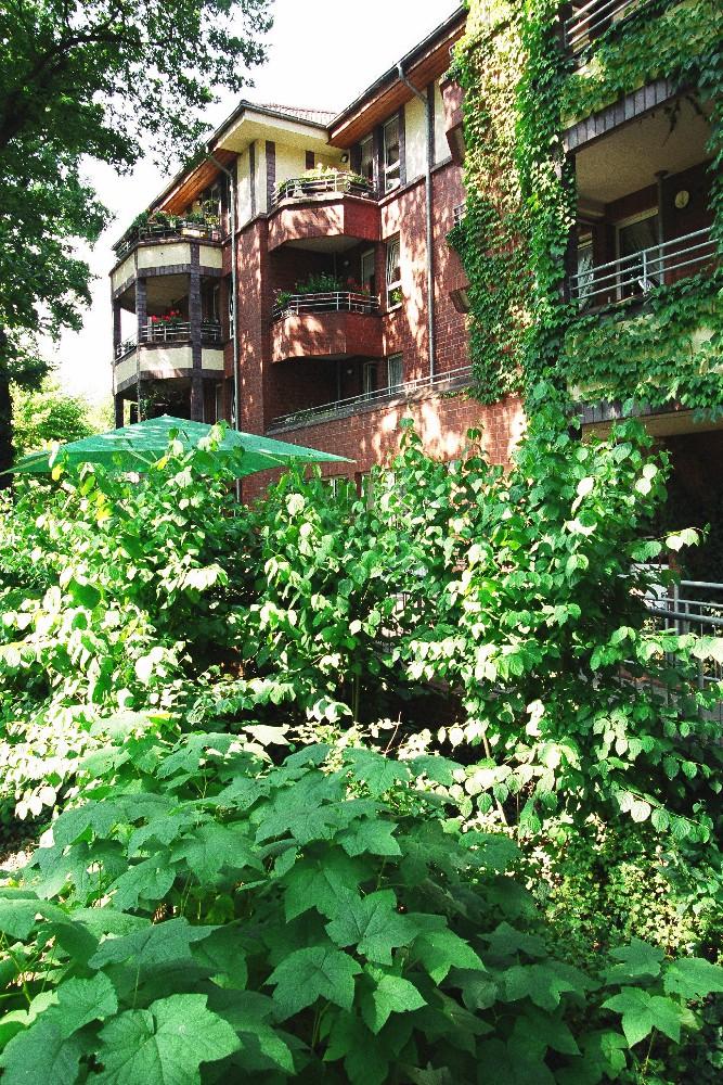 Theodor Fliedner Haus in Berlin Spandau auf Wohnen im Alter
