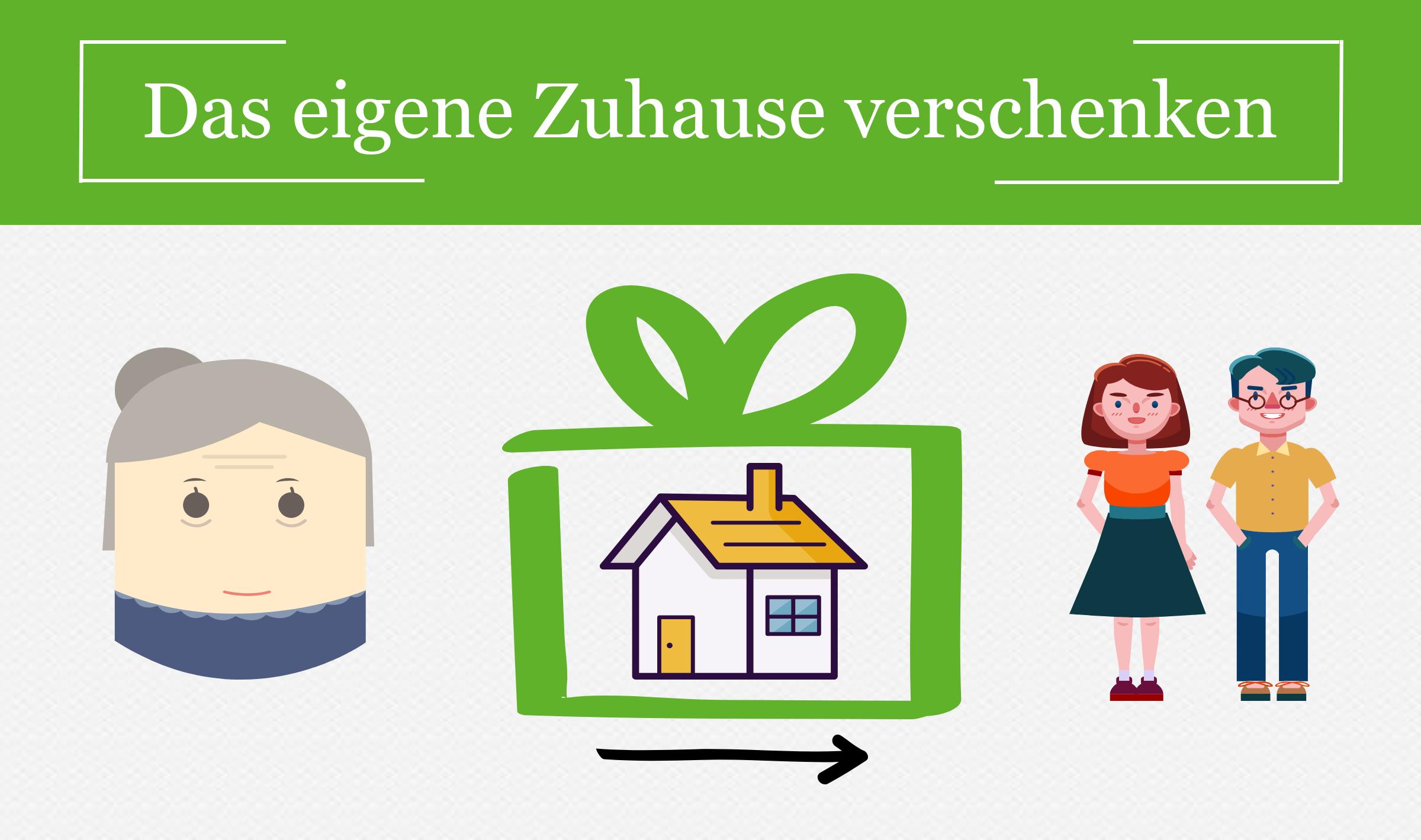 übergabevertrag Haus Eigenheim Schenken Und Weiter Nutzen