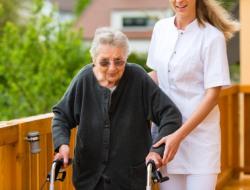 Pflegehilfskraft in der ambulanten Pflege